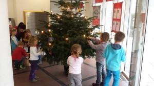 KSK Warth-Weihnachtsbaum